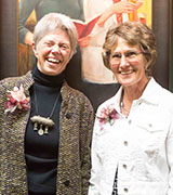 Sheri Cannell & Heather Wilson